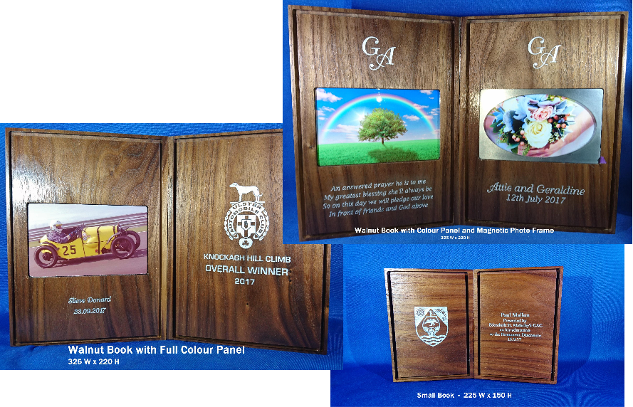Walnut Books and Awards